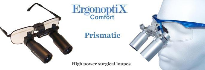 ErgonoptiX Comfort Prismatic - medical binocular loupes -1