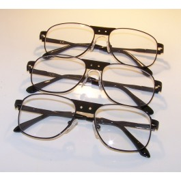 ErgonoptiX - Black metal frames for surgical / dental Loupes - small, medium, large