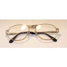 ErgonoptiX - Silver metal frames for surgical / dental Loupes