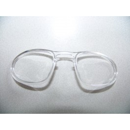 RX-S - prescription insert for Sporty safety frames for surgical / dental Loupes