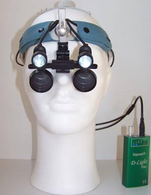 ergonoptix-d-light-duo-HD-with-galilean-loupes-and-headband-front-300